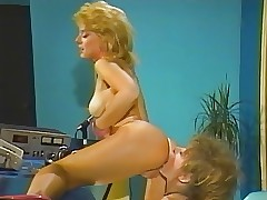 Nina Hartley sexy videos - 80s lingerie porn