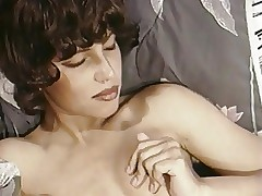 Vintage hot tube - classic hairy pussy
