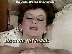 Sharon Mitchell hot videos - vintage movie sex